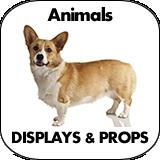 Animals Cardboard Cutout
