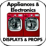 Appliances & Electronics Cardboard Cutouts