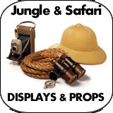 Jungle-Safari-Africa Cardboard Cuouts