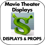 Movie Theater Displays