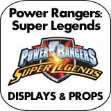Power Rangers: Super Legends Cardboard Cutout Standup Props