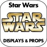 Star Wars Cardboard Cutout Standup Props