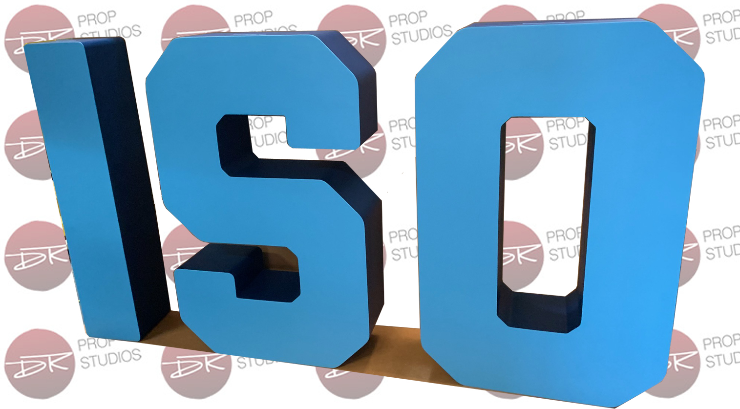 Large Foam Letters and Numbers for university and college displays