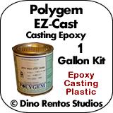 Polygem EZ-Cast - Casting Epoxy Plastic