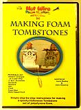 Making Foam Tombstones DVD - Foam Instructional DVD