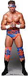 Zack Ryder - WWE Cardboard Cutout Standup Prop