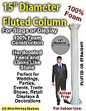 "Foam Column Prop 15"" Diameter"
