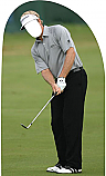 Golfer Stand In - Golf Cardboard Cutout Standup Prop
