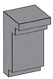 M36 - Architectural Foam Shape - Molding