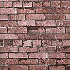 """Cardboard Roll - Terracotta Brick - 48"""" x 50'"""