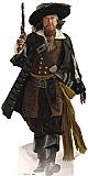 Captain Barbossa Cardboard Standee