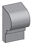 M27 - Architectural Foam Shape - Molding