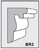 BR2 - Architectural Foam Shape - Bracket