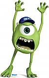 Mike Wazowski - Monsters University Cardboard Cutout Standup Prop