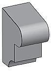 M18 - Architectural Foam Shape - Molding