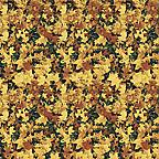 "Cardboard Roll - Leaves - 48"" x 25'"