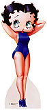 Betty Boop - Swimsuit Cardboard Standee