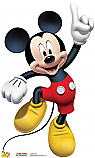 Mickey Mouse - Mickey Mouse Clubhouse Cardboard Cutout Standup Prop